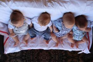 Quattro Mamme in Linterno (le Immagini di Paolo Zandrini)