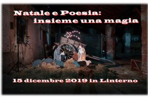 """15 dicembre: """"Natale e Poesia: insieme una magia"""" – Invito"""