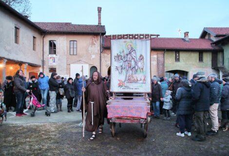 La Festa di Sant'Antonio vista da Andrea Cherchi