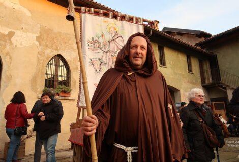 La mia Linterno per la Festa di Sant'Antonio (le Immagini di Paolo Zandrini)
