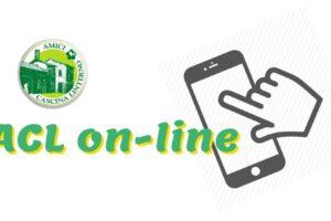 """23 marzo: """"Un pensiero alle Attivita' on-line"""""""