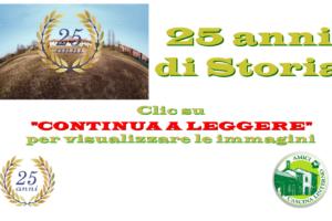 25 anni di Storia
