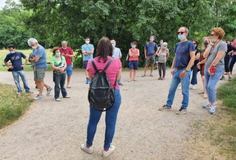 Visita Guidata al Parco delle Cave – Cronaca del 20 giugno 2021